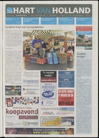 Hart van Holland - Editie Zuidplas 2012-12-19