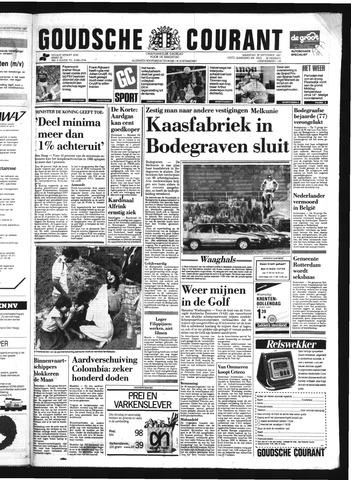 Goudsche Courant 1987-09-28