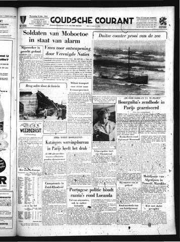 Goudsche Courant 1961-02-08