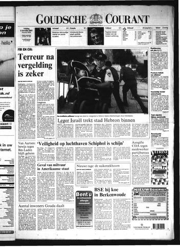 Goudsche Courant 2001-10-05