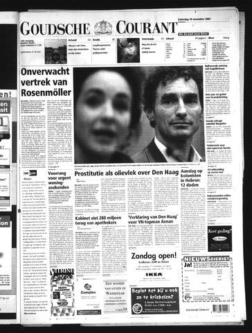 Goudsche Courant 2002-11-16