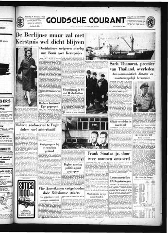 Goudsche Courant 1963-12-09