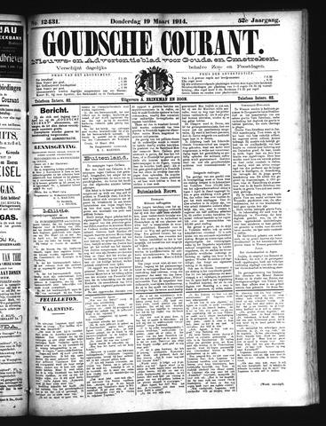 Goudsche Courant 1914-03-19
