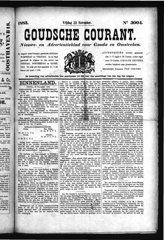 Goudsche Courant 1883-11-23