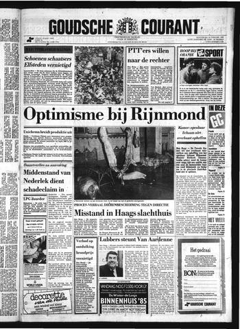 Goudsche Courant 1985-02-28