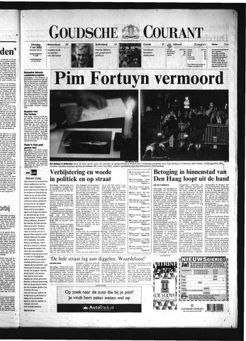 Goudsche Courant 2002-05-07