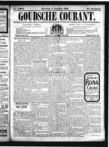Goudsche Courant 1912-08-05