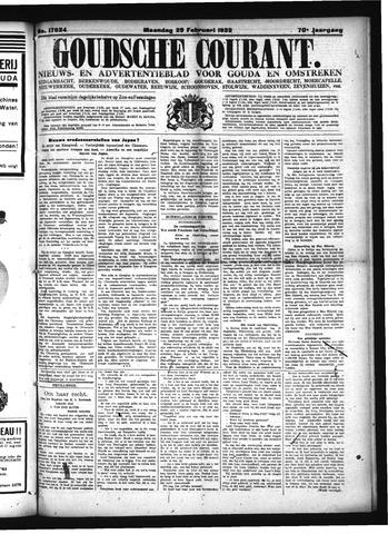 Goudsche Courant 1932-02-29