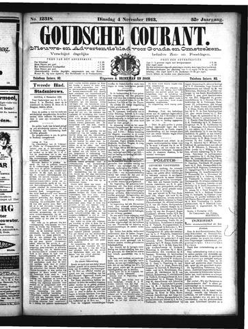 Goudsche Courant 1913-11-04