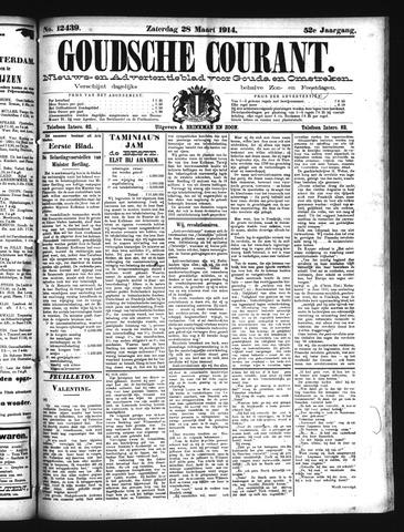 Goudsche Courant 1914-03-28