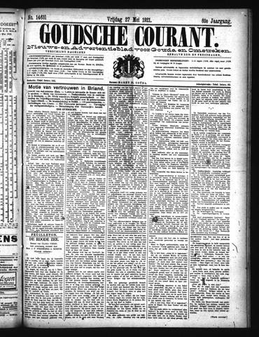Goudsche Courant 1921-05-27