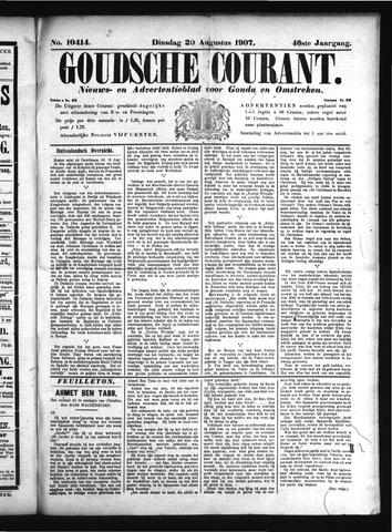 Goudsche Courant 1907-08-20