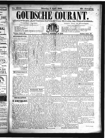 Goudsche Courant 1913-04-08