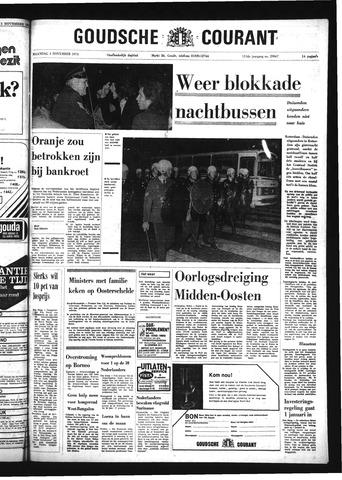Goudsche Courant 1974-11-04