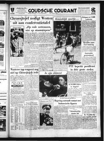 Goudsche Courant 1961-08-08