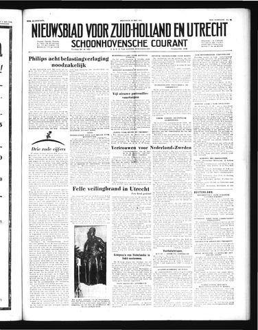 Schoonhovensche Courant 1952-05-12