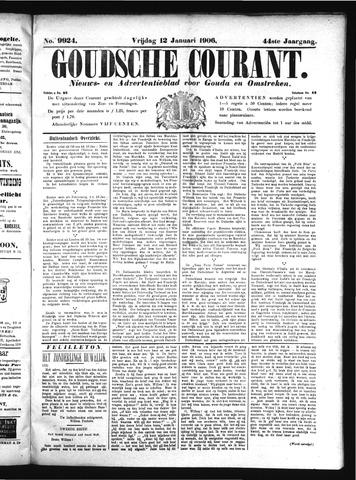 Goudsche Courant 1906-01-12