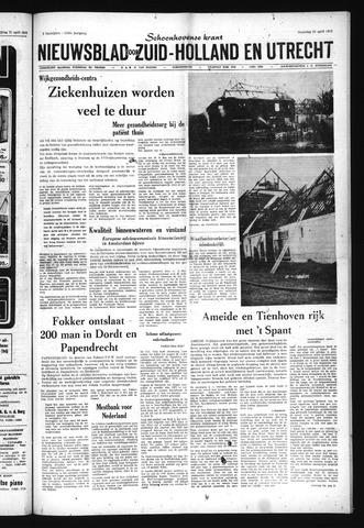 Schoonhovensche Courant 1972-04-24