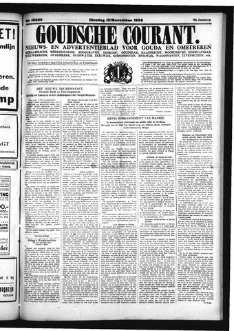 Goudsche Courant 1936-11-10