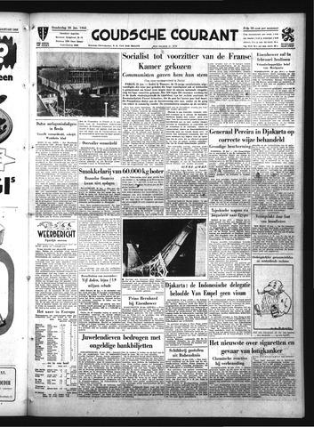 Goudsche Courant 1956-01-26