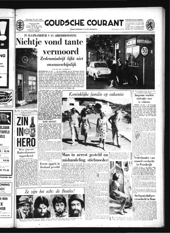 Goudsche Courant 1965-07-24
