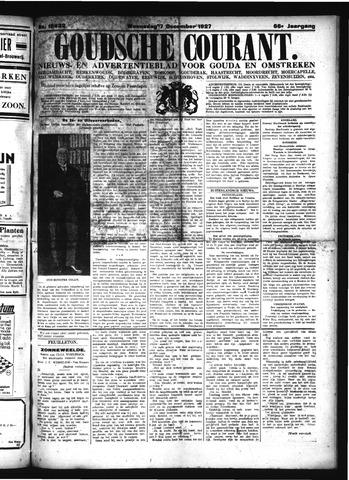 Goudsche Courant 1927-12-07