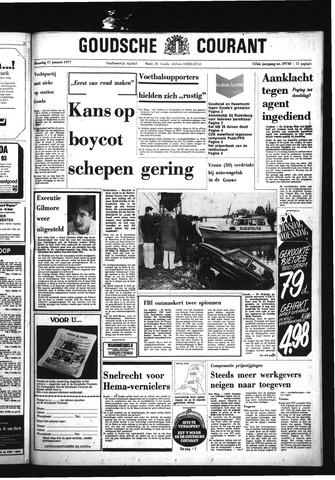 Goudsche Courant 1977-01-17
