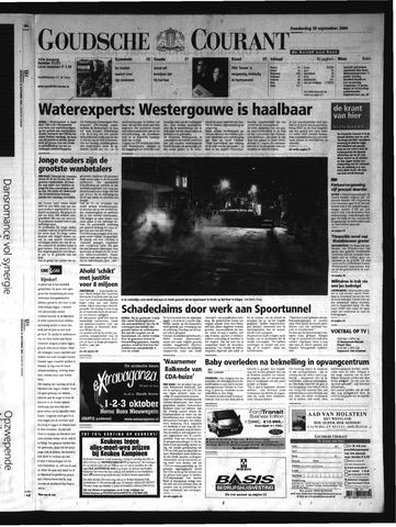 Goudsche Courant 2004-09-30