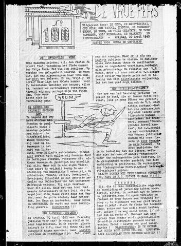 De Vrije Pers 1945-04-20