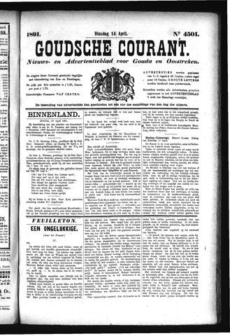 Goudsche Courant 1891-04-14