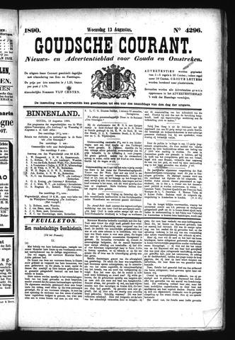 Goudsche Courant 1890-08-13