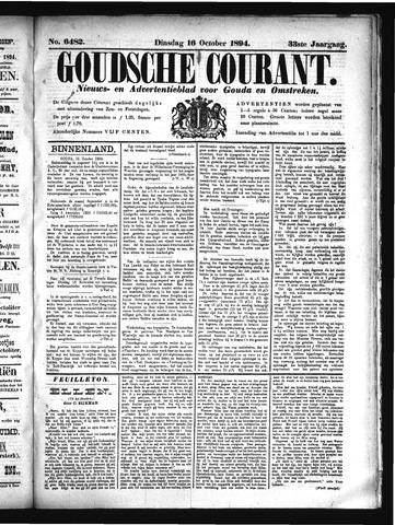 Goudsche Courant 1894-10-16