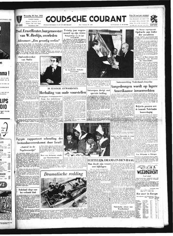 Goudsche Courant 1953-09-30