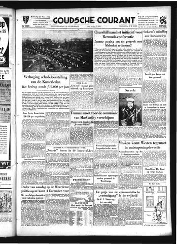 Goudsche Courant 1953-11-11