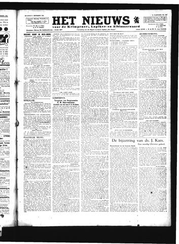 Schoonhovensche Courant 1945-12-03