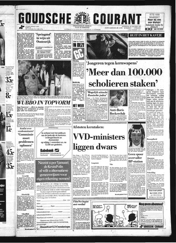 Goudsche Courant 1985-10-30