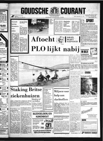 Goudsche Courant 1982-08-09