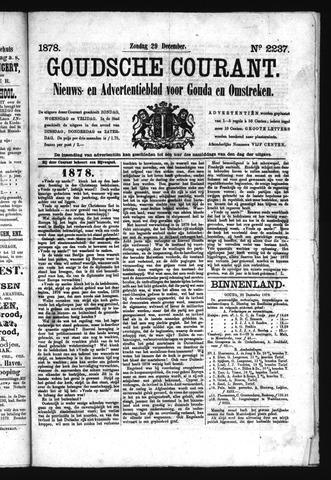 Goudsche Courant 1878-12-29
