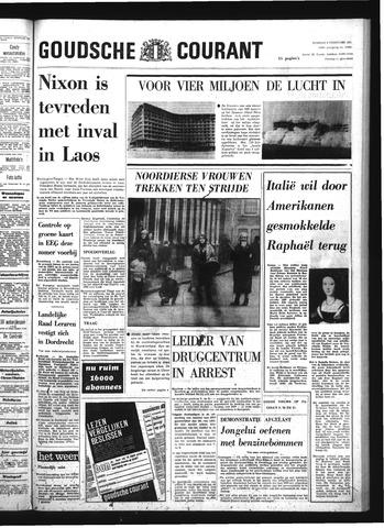 Goudsche Courant 1971-02-09