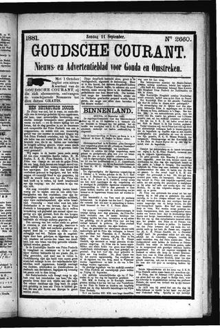 Goudsche Courant 1881-09-11