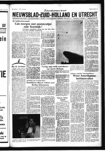 Schoonhovensche Courant 1965-04-09