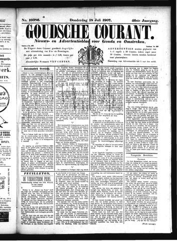 Goudsche Courant 1907-07-18
