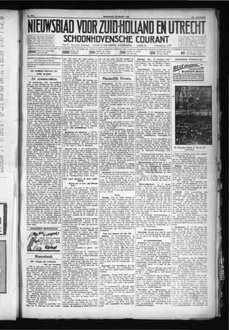 Schoonhovensche Courant 1930-03-26
