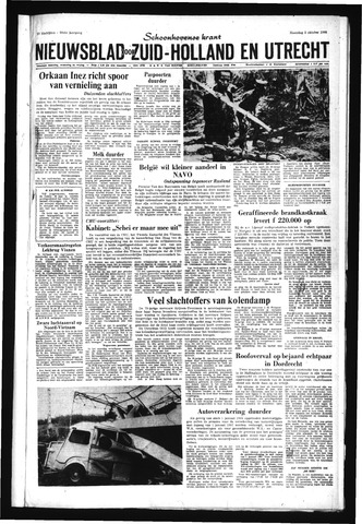 Schoonhovensche Courant 1966-10-03