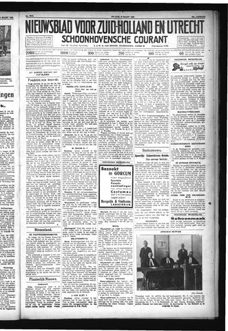 Schoonhovensche Courant 1932-03-18