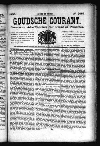 Goudsche Courant 1883-10-14