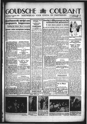 Goudsche Courant 1942-01-19