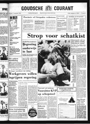 Goudsche Courant 1979-09-11