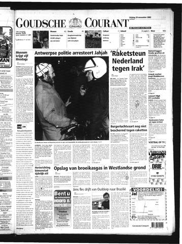 Goudsche Courant 2002-11-29