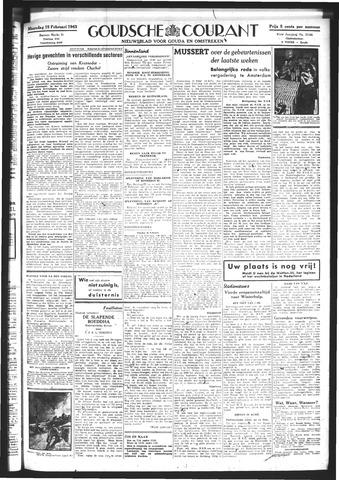 Goudsche Courant 1943-02-15